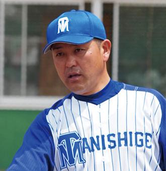 元プロ野球選手 谷繁 元信氏