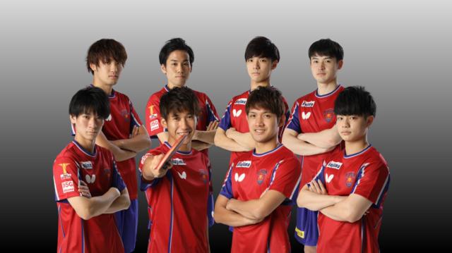 M.MOWBRAY SPORTSは卓球Tリーグ琉球アスティーダのチームスポンサーです。